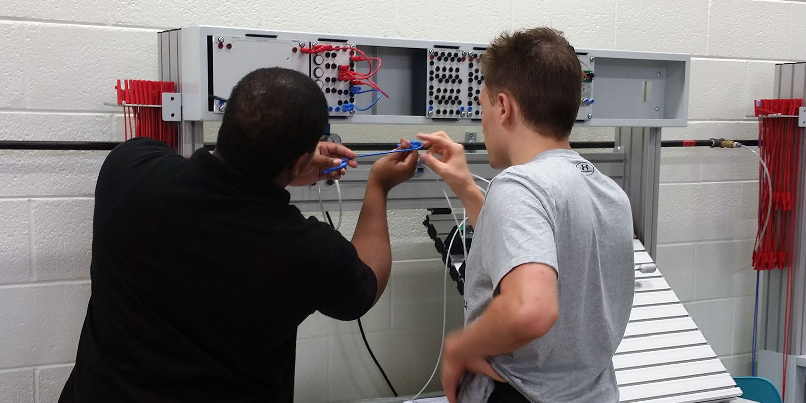 Mechatronics Classes start October 18