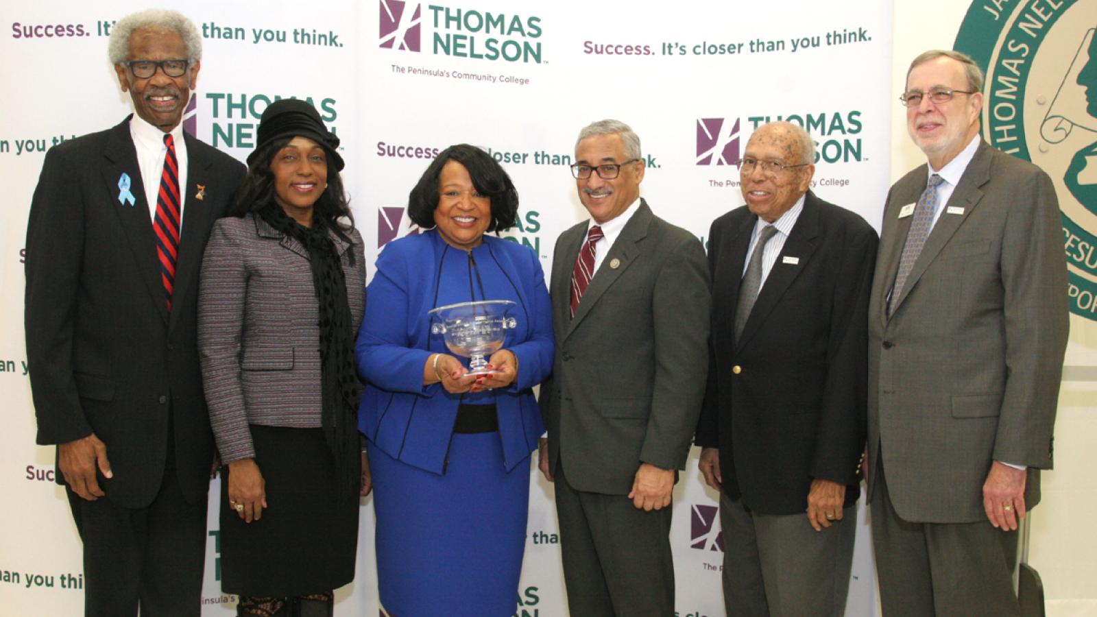 Image for Thomas Nelson Presented its 11th Annual Presidential Leadership Award