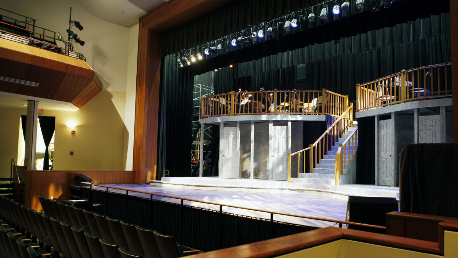 Liberal Arts: Theatre Performance - Associate Degree