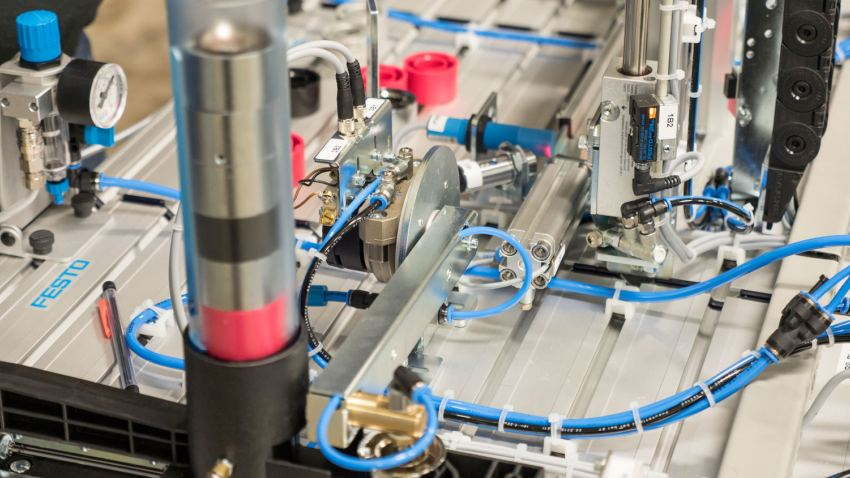 Advanced Integrated Manufacturing
