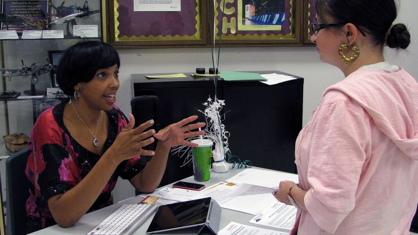 Career Services for Employers