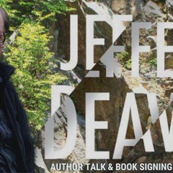 Image for Get Free Tickets to Oct. 7 Author Talk at Campus Library