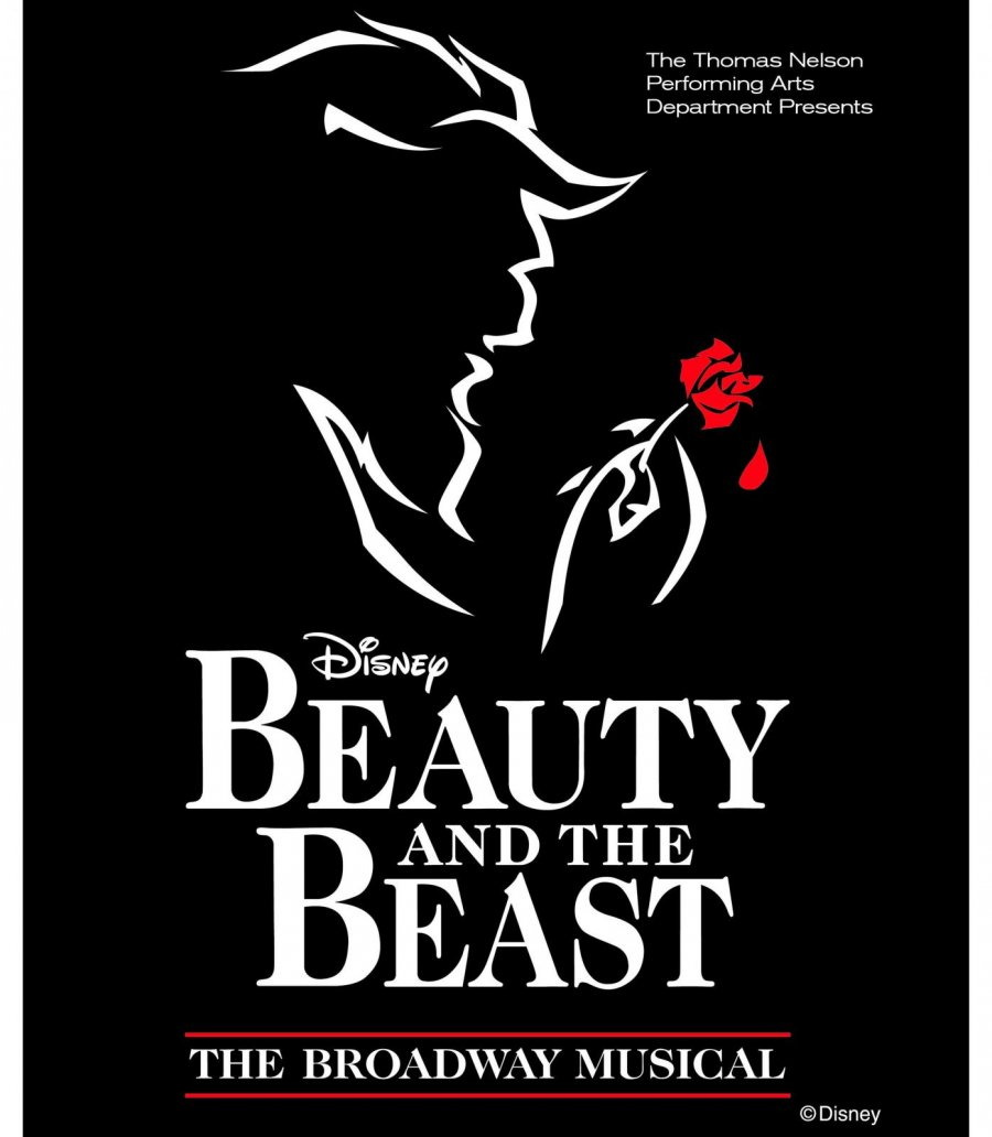 Image for Thomas Nelson Presents 'Beauty and the Beast' Nov. 10-19