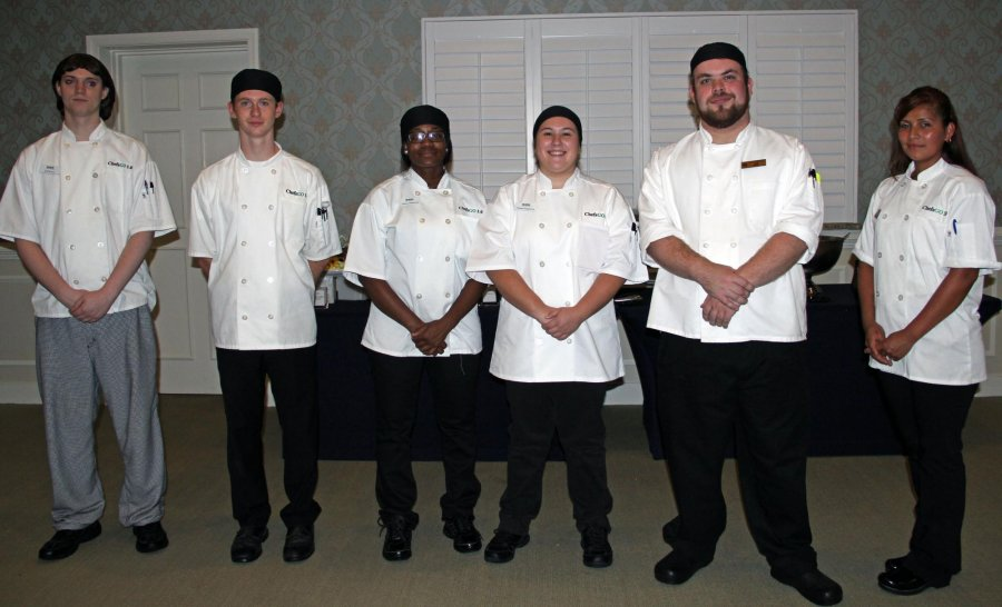 Image for ChefsGo 1.0 Graduates Six Through Community Collaboration