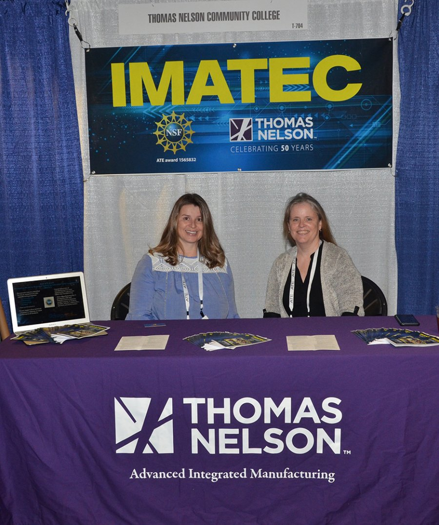 Image for Thomas Nelson Educators Among Presenters at National Science Foundation Conference