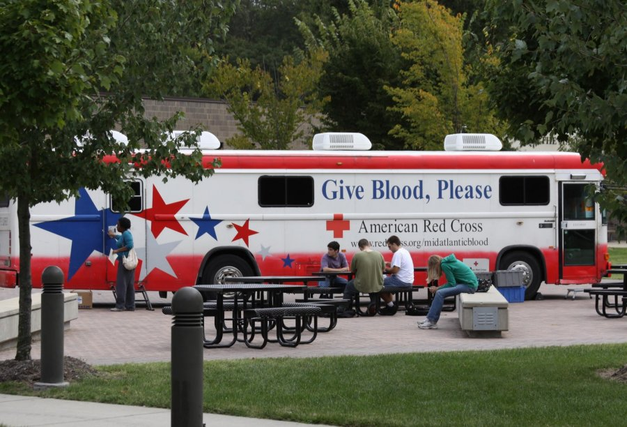 Image for Red Cross Bloodmobile on Campus Sept. 23