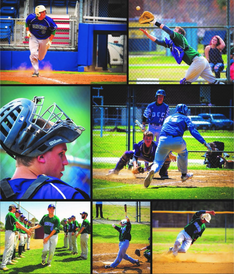 Image for Thomas Nelson Baseball Player Named to NJCAA All-Region First Team