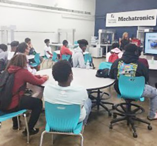 Image for Summer Program for High Schoolers, A Hit