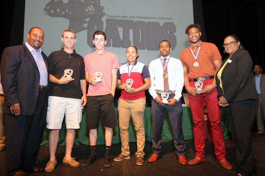 Image for Thomas Nelson Honored Student Athletes