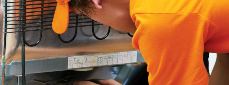 Technical Studies: Heating, Ventilation, Air Conditioning and Refrigeration - Associate Degree